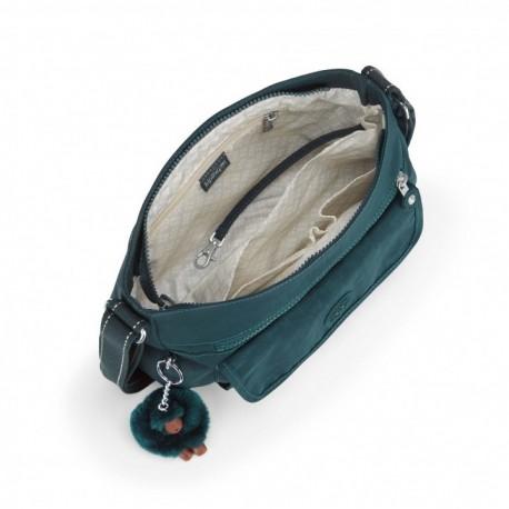 Жіноча сумка Kipling SYRO Deep Emerald C (89W) K13163_89W