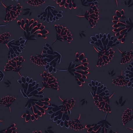 Жіноча сумка Kipling SYRO Floral Night (T27) K13163_T27