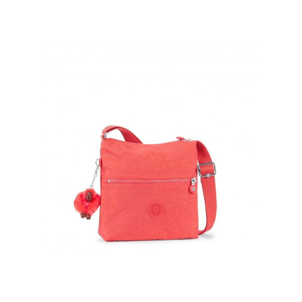 Женская сумка Kipling ZAMOR Galaxy Orange (67T) K12199_67T
