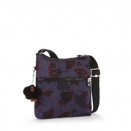 Женская сумка Kipling ZAMOR Floral Night (T27) K12199_T27