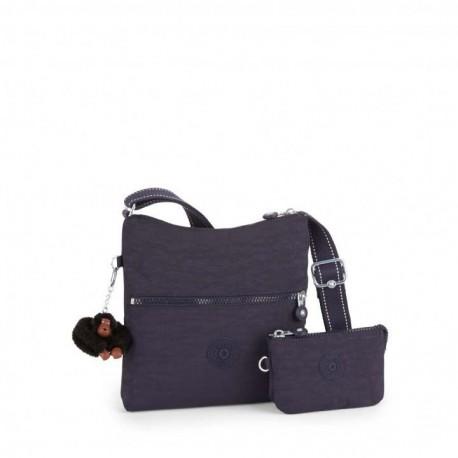 Жіноча сумка Kipling ZAMOR DUO Blue Purple C (G71) K01659_G71