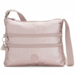 Женская сумка Kipling ALVAR Metallic Rose (G45) K12472_G45