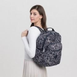 Рюкзак для ноутбука Kipling SEOUL Navy Stick Pr (Q56) KI4034_Q56