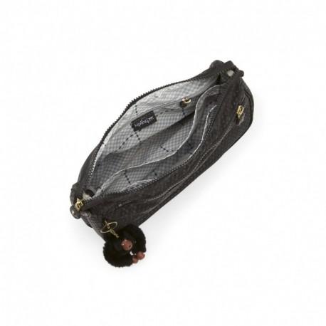 Косметичка Kipling PUPPY Black Scale Emb (19M) K14277_19M