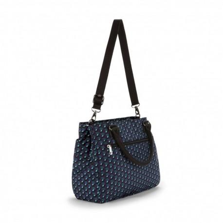 Жіноча сумка Kipling CARALISA Mirage Print (M04) K16653_M04