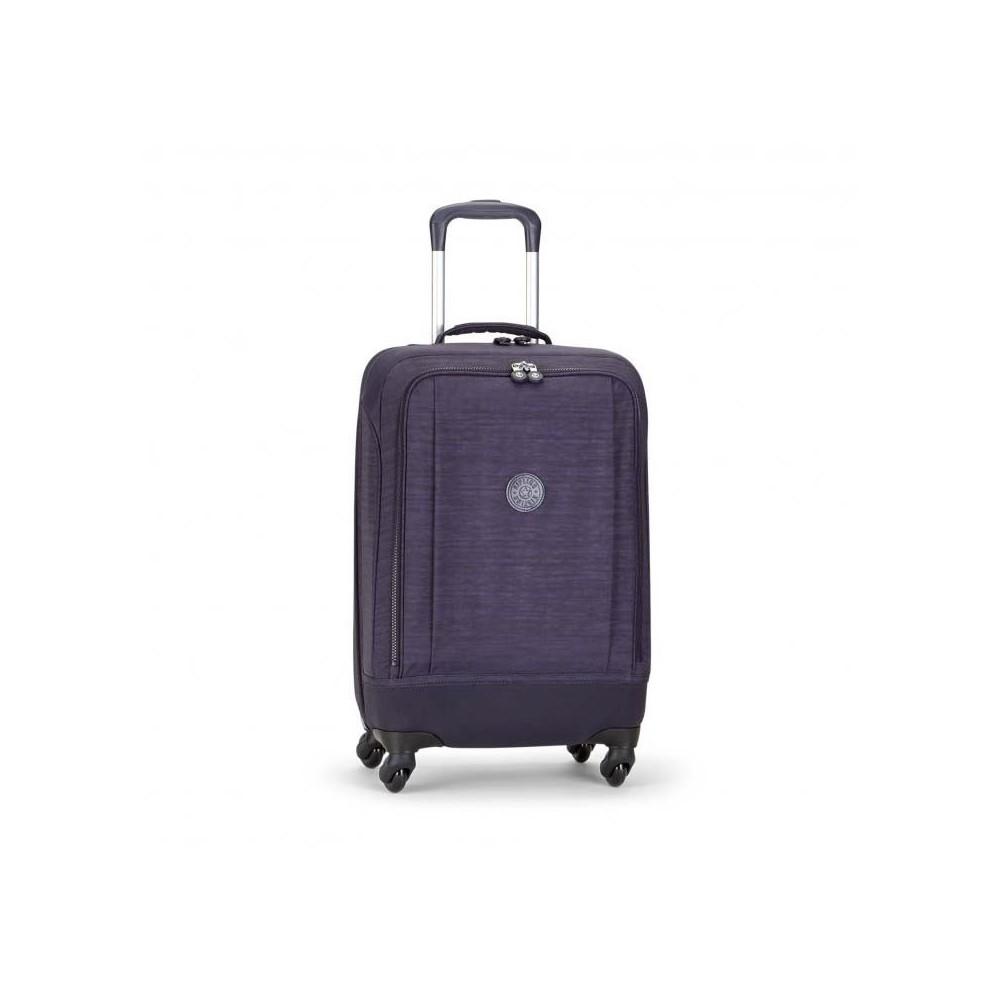 Валіза Kipling SUPER HYBRID S Dazz Bl Purple (68E) S Маленька K18633_68E