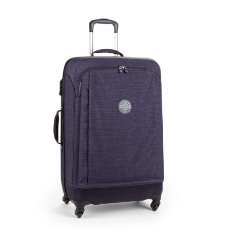 Валіза Kipling SUPER HYBRID M Dazz Bl Purple (68E) M Середня K16012_68E