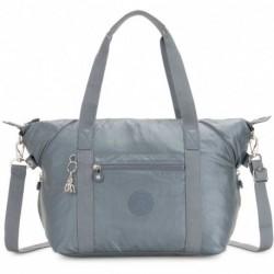 Женская сумка Kipling ART Steel Gr Metal (H55) K21091_H55