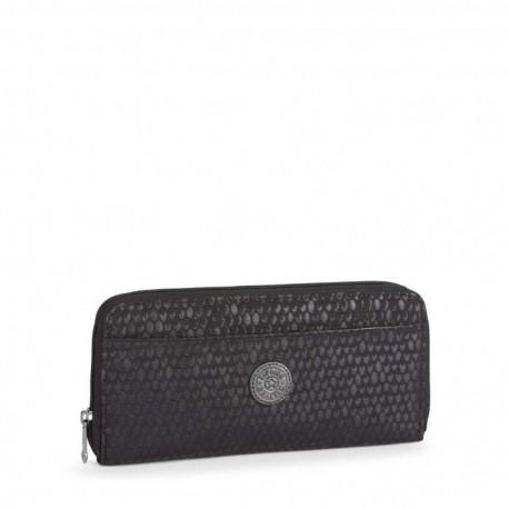 Тревелер Kipling TRAVEL DOC Black Scale Emb (19M) K14846_19M