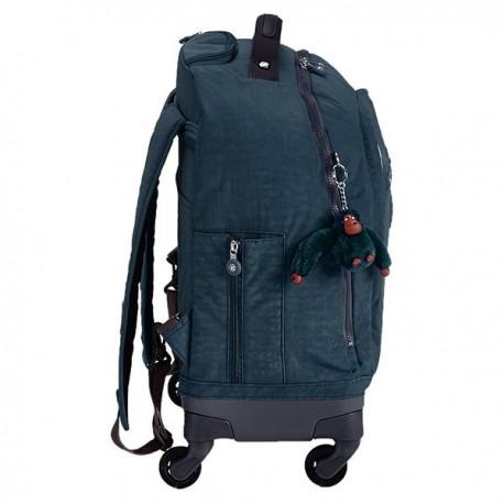 Рюкзак на колесах Kipling ECHO Emerald Combo (P42) K11648_P42