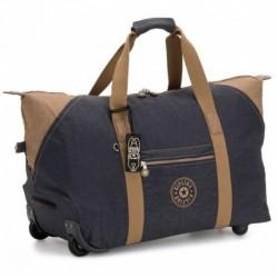 Дорожная сумка на колесах Kipling ART ON WHEELS M Night Grey Bl (N85) KI3131_N85