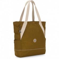 Женская сумка Kipling ALMATO Mustard Green (27J) KI6207_27J