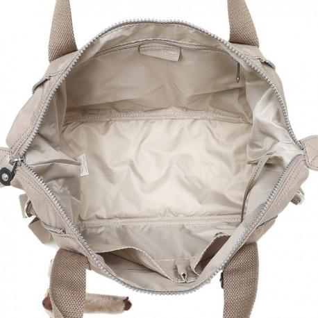 Жіноча сумка Kipling ART S Warm Grey (828) K10065_828