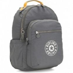Рюкзак для ноутбука Kipling SEOUL Dark Carbon Y (49X) KI3335_49X