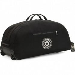 Дорожная сумка на колесах Kipling DEVIN ON WHEELS Lively Black (51T) KI5535_51T