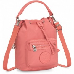 Сумка-рюкзак Kipling VIOLET S Coral Pink (56L) KI5928_56L