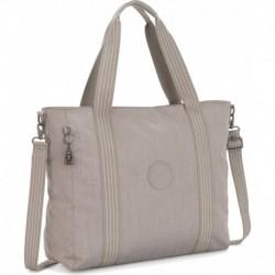 Женская сумка Kipling ASSENI Grey Beige Pep (47O) KI3981_47O