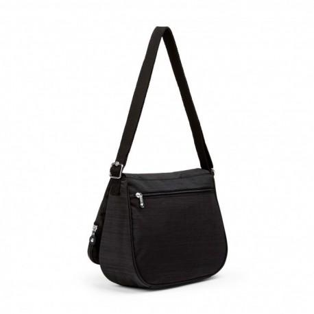 Женская сумка Kipling EARTHBEAT M Dazz Black (H53) K14302_H53