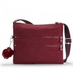 Женская сумка Kipling ALVAR Burnt Carmine C (47F) K13335_47F