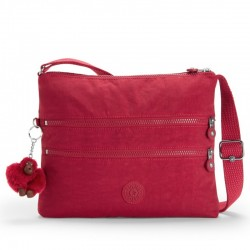 Женская сумка Kipling ALVAR Radiant Red C (48W) K13335_48W