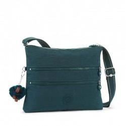 Женская сумка Kipling ALVAR Deep Emerald C (89W) K13335_89W