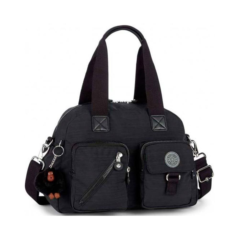 Жіноча сумка Kipling DEFEA Dazz Black (H53) K18217_H53