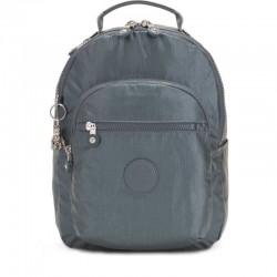 Рюкзак для ноутбука Kipling SEOUL S Steel Gr Metal (H55) KI3789_H55