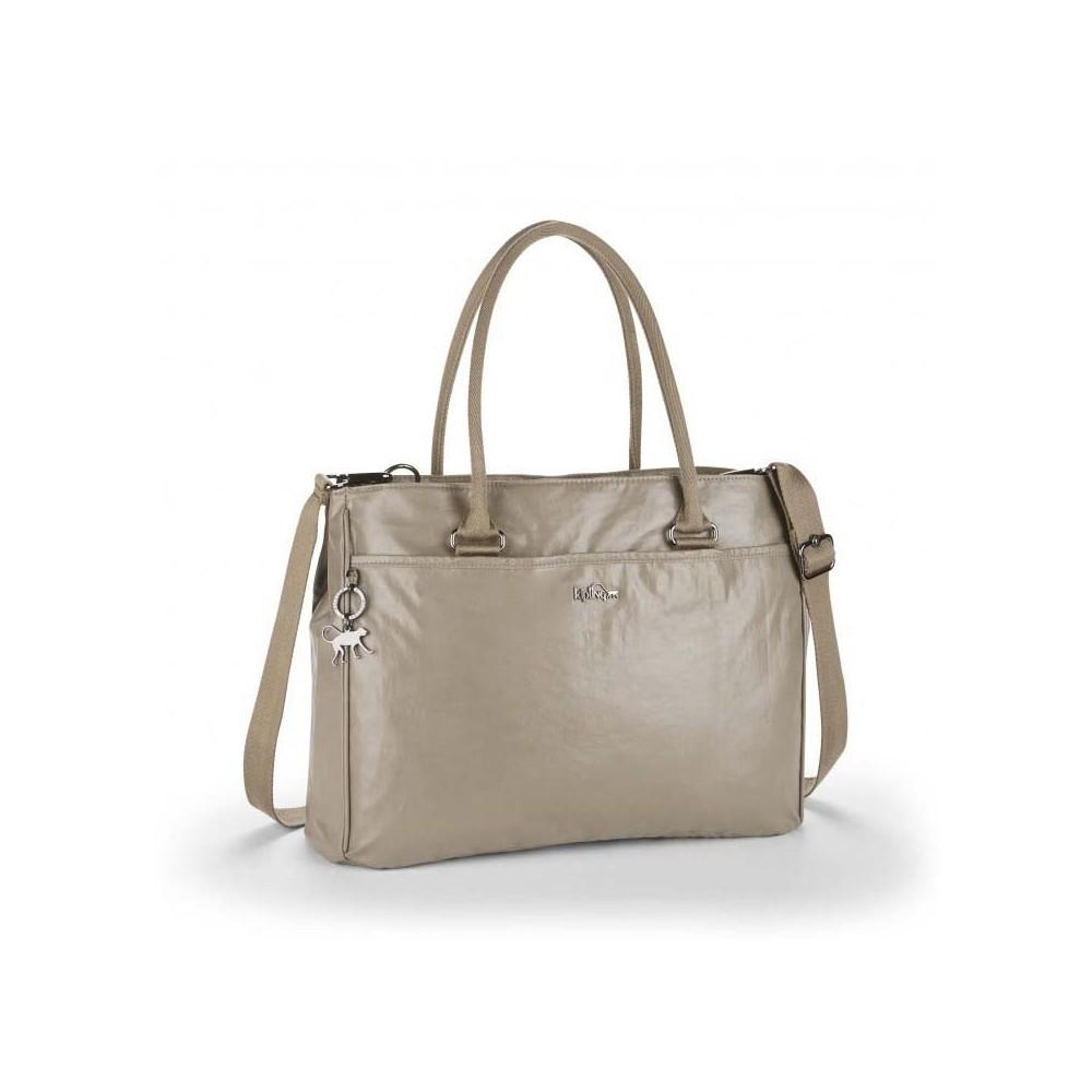 Жіноча сумка Kipling ARTEGO Lacquer Sand (J41) K14161_J41