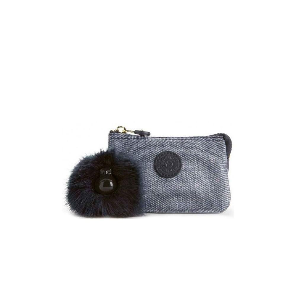 Портмоне Kipling CREATIVITY S Cotton Jeans (F27) K15205_F27
