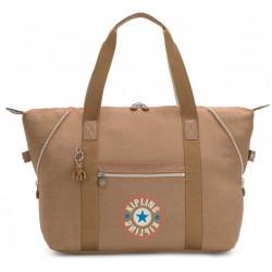 Женская сумка Kipling ART M Sand Bl (O15) K13405_O15