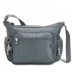 Женская сумка Kipling GABBIE S Steel Gr Metal (H55) KI2532_H55