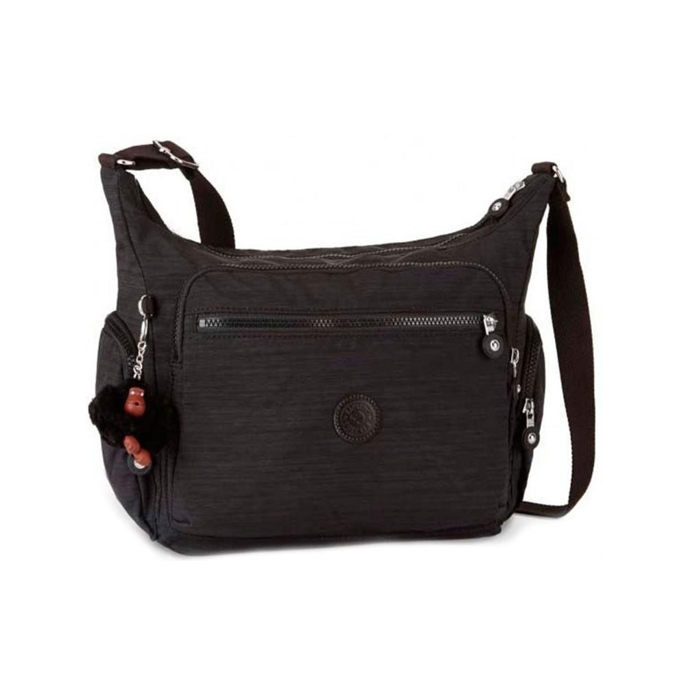 Женская сумка Kipling GABBIE Dazz Black (H53) K22621_H53