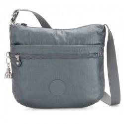 Женская сумка Kipling ARTO Steel Gr Metal (H55) K10878_H55