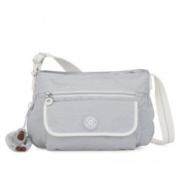 Женская сумка Kipling SYRO Active Grey Bl (21P) K13163_21P