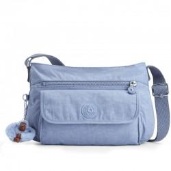 Женская сумка Kipling SYRO Timid Blue C (48F) K13163_48F