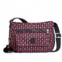 Жіноча сумка Kipling SYRO Pink Chevron (K05) K13163_K05