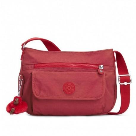 Женская сумка Kipling SYRO Spicy Red C (T69) K13163_T69