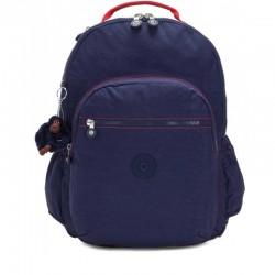 Рюкзак для ноутбука Kipling SEOUL GO XL Polish Blue C (58P) KI2839_58P