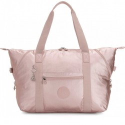 Женская сумка Kipling ART M Metallic Rose (G45) K25748_G45