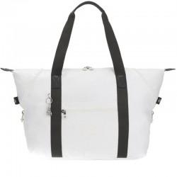 Жіноча сумка Kipling ART M White Metallic (47I) K25748_47I