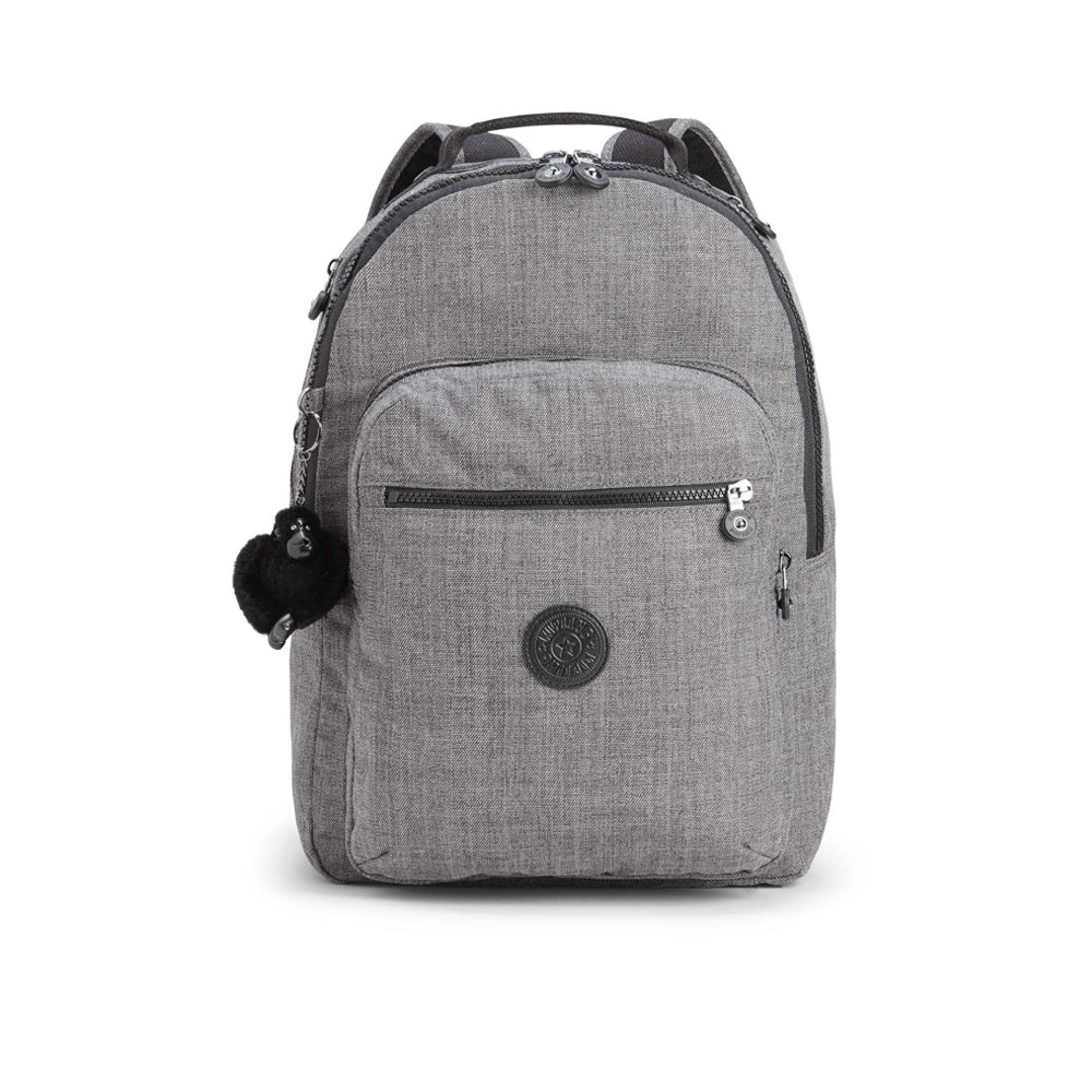 Рюкзак для ноутбука Kipling CLAS SEOUL Cotton Grey (D03) K12629_D03