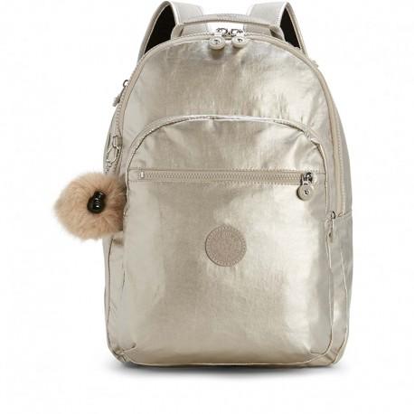 Рюкзак для ноутбука Kipling CLAS SEOUL Silver Beige (02R) K12629_02R