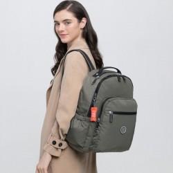 Рюкзак для ноутбука Kipling SEOUL GO Cool Moss (75U) KI5782_75U