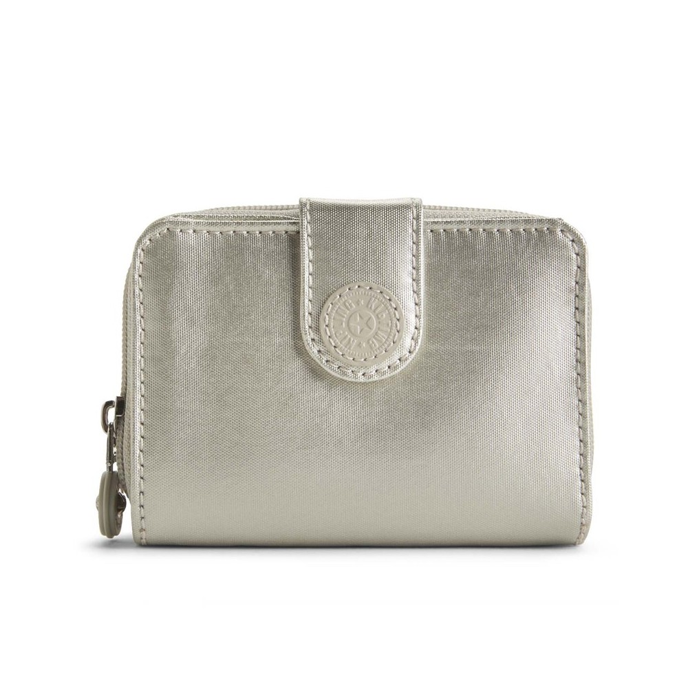 Портмоне Kipling NEW MONEY Silver Beige (02R) K13886_02R