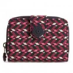 Портмоне Kipling NEW MONEY Pink Chevron (K05) K13891_K05